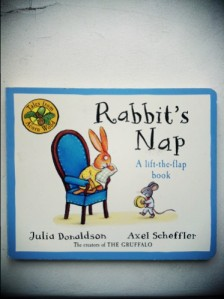 Rabbit's Nap, Julia Donaldson