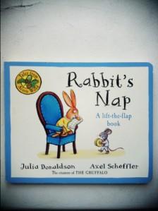 Rabbit's Nap, Julia Donaldson